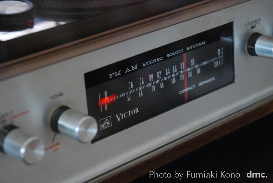 古いラジオ ビクターCSL-1M