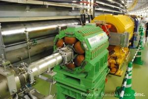 陽子ビーム加速器 50GeVシンクロトロン