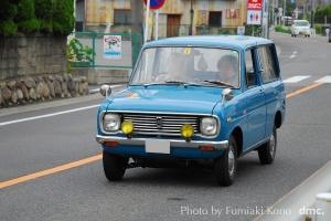 旧車 マツダ 66ナンバー