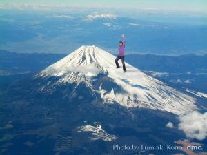 富士山に登る!