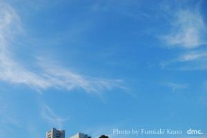雲 空の色