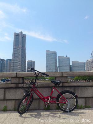 ベイバイク 万国橋