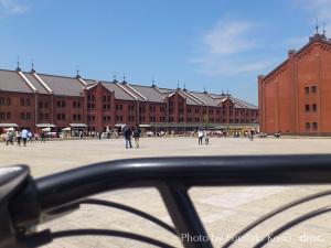 ベイバイク 赤煉瓦