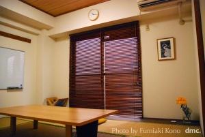 旧花咲町スタジオ ミーティングルーム