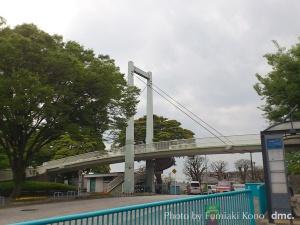 柳宗理歩道橋