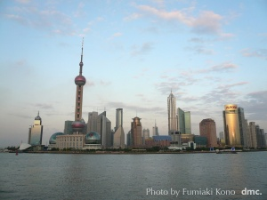 上海 2006年頃