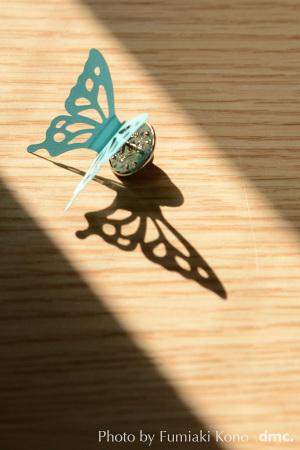 Butterfly ブルー