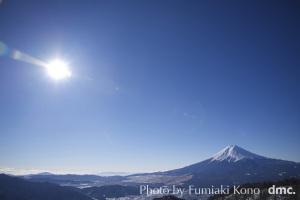 広がる富士の裾野